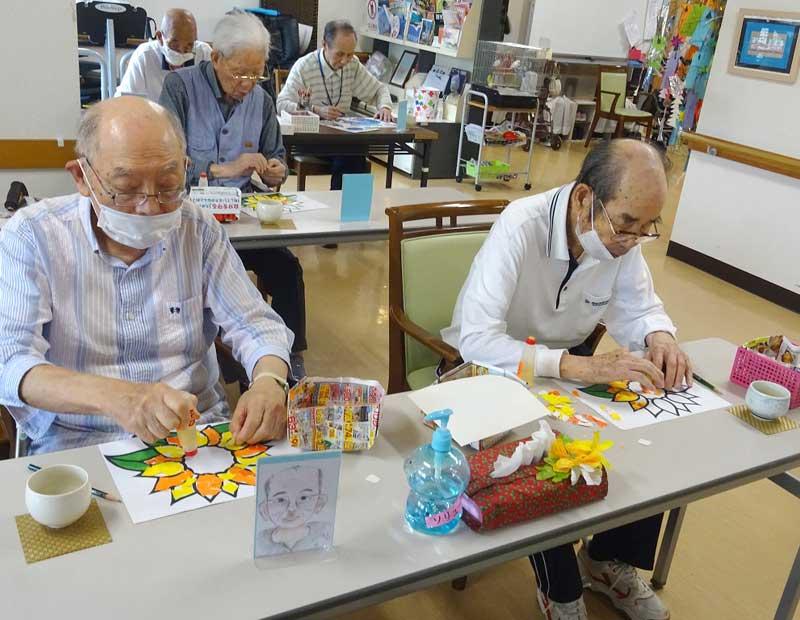 認知症高齢者の方への対応